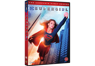 Supergirl S1 Action DVD