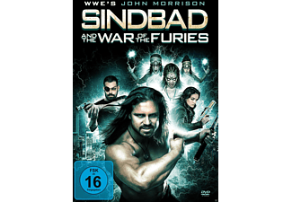 Sindbad and the War of the Furies - (DVD)