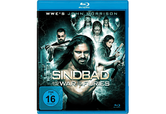 Sindbad and the War of the Furies - (Blu-ray)