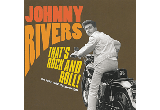 Johnny Rivers - That's Rock And Roll! - The 1957 - 1962 Recordings (CD)