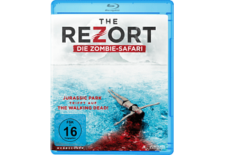 The Rezort - Die Zombie Safari - (Blu-ray)
