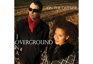 Jona Overground - On The Outside - (CD)