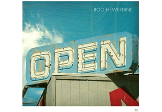 Boo Hewerdine - Open - (CD)