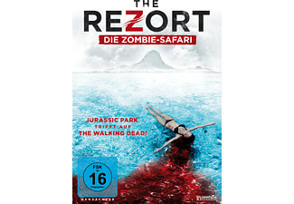 The Rezort - Die Zombie Safari [DVD]
