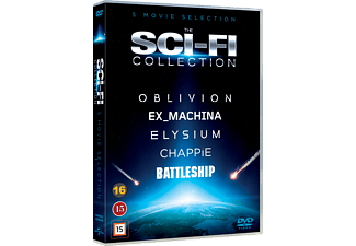 The Sci-Fi Collection Science Fiction DVD