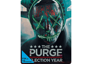 The Purge - Election Year (Steelbook) - (Blu-ray)