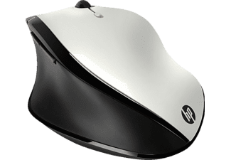 HP Wireless Bluetooth Mouse X7500, Bluetooth-Maus, Weiß