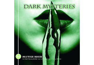 Markus Winter - Dark Mysteries-Blutige Regie Folge 16 - (CD)