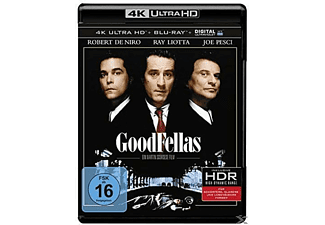 Good Fellas [4K Ultra HD Blu-ray + Blu-ray]