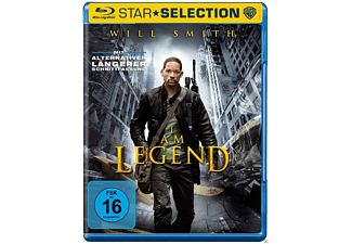 I Am Legend (+ Digital Ultraviolet) - (4K Ultra HD Blu-ray)