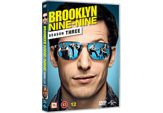 Brooklyn Nine-Nine S3 Komedi DVD