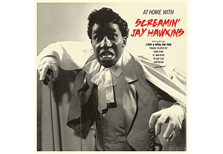 Jay Hawkins - At Home with Screamin' Jay Hawkins (Vinyl LP (nagylemez))
