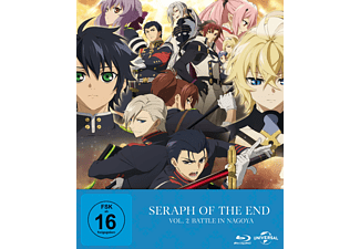 Seraph of the End Vol. 2 - Battle in Nagoya - Limited Premium Edition - (Blu-ray)