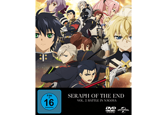 Seraph of the End Vol. 2 - Battle in Nagoya - Limited Premium Edition - (DVD)