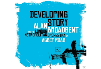 Alan/London Metropolitan Orch. Broadbent - Developing Story - (CD)