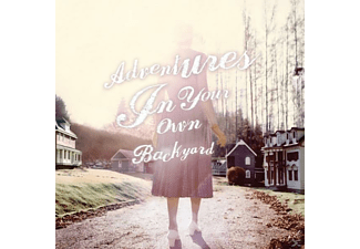 Patrick Watson - Adventures in your own Backyard (Jewel Case) - (CD)