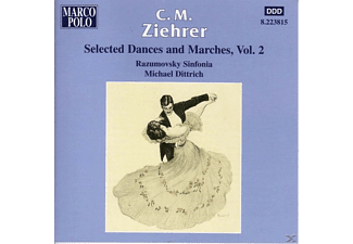 Michael Razumovsky Sinfonia & Dittrich - Selected Dances And Marches, Vol. 2 - (CD)