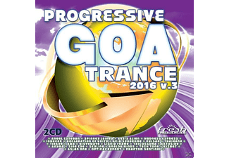 VARIOUS - Progressive Goa Trance 3 - (CD)