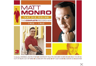 Matt Monro - That Old Feeling - (CD)