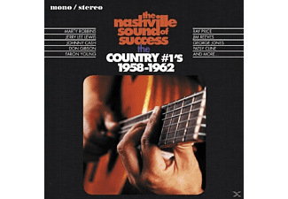 VARIOUS - Nashville Sound Of Succes - (CD)