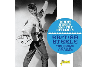 Steele, Tommy & Steelmen, The - British Steele - (CD)