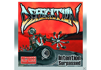 Defecation - Intention Surpassed - (Vinyl)