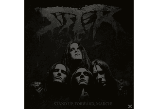 Sister - Stand Up,Forward,March! - (CD)