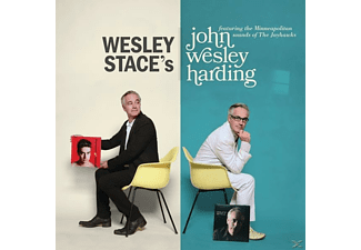 Wesley Stace, The Jayhawks - Wesley Stace's John Wesley Harding - (CD)