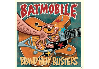Batmobile - Brand New Blisters - (Vinyl)