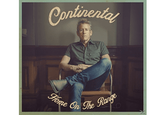 The Continental - Home On The Range - (CD)
