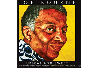 Joe Bourne - Upbeat And Sweet: Jazz Infused Classic Rock & Pop - (CD)