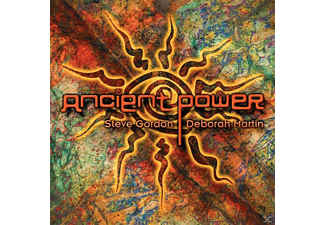 Steve Gordon, Deborah Martin - ANCIENT POWER - (CD)
