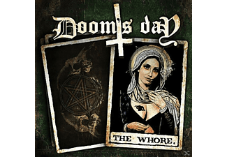 Doom's Day - The Whore - (CD)