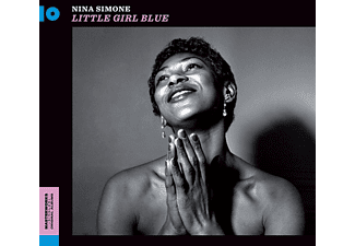 Nina Simone - Little Girl Blue (CD)