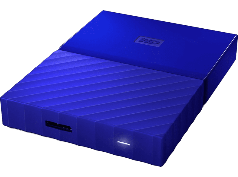 WESTERN DIGITAL My Passport Ultra 2 TB USB 3 2.5 Inch Blue laptop  tablet  computing  αποθήκευση δεδομένων δίσκοι εξωτερικοί 2 5