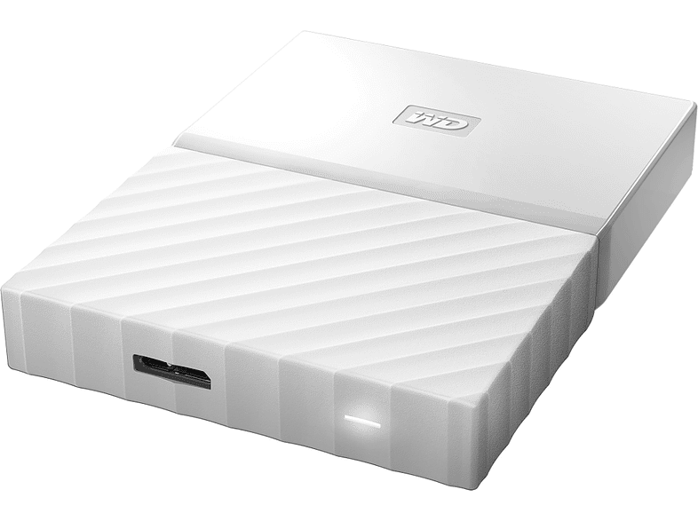 WESTERN DIGITAL My Passport 4 TB USB 3 2.5 Inch White