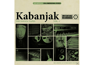 Kabanjak - The Dooza Tapes Vol.1 [Vinyl]