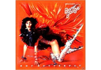 Gregg & Bionic B Diamond - Hot Butterfly-Bonus Tracks E - (CD)