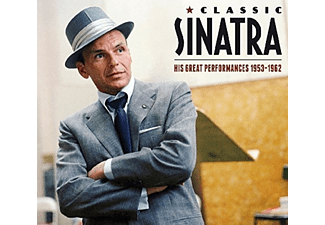 Frank Sinatra - His Great Performances 1953-1962 (CD)