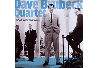 The Dave Brubeck Quartet - Gone With The Wind - (CD)