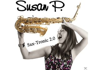 Susan P. - Sax-Tronic 2.0 - (Maxi Single CD)