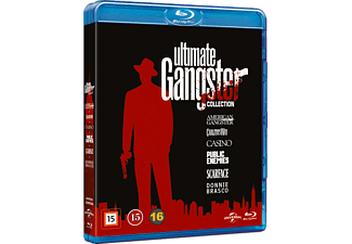 Ultimate Gangster Collection Action Blu-ray