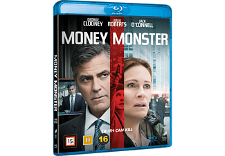 Money Monster Drama Blu-ray