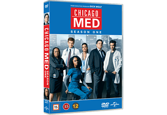 Chicago Med S1 Drama DVD