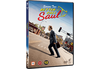 Better Call Saul S2 DVD
