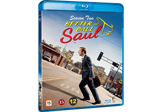 Better Call Saul S2 Drama Blu-ray