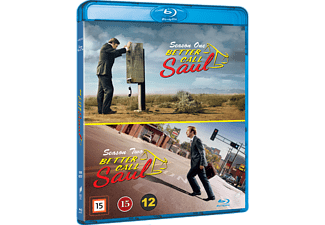 Better Call Saul S1-2 Drama Blu-ray