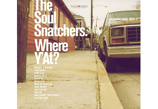 Soul Snatchers - Where Y' At - (CD)