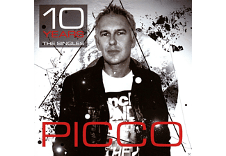Picco - 10 Years-The Singles - (CD)