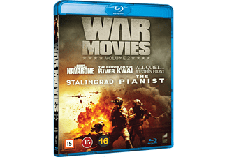 War Movies Box Vol. 2 Action Blu-ray